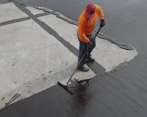Impermeabilização de terraços manta liquida