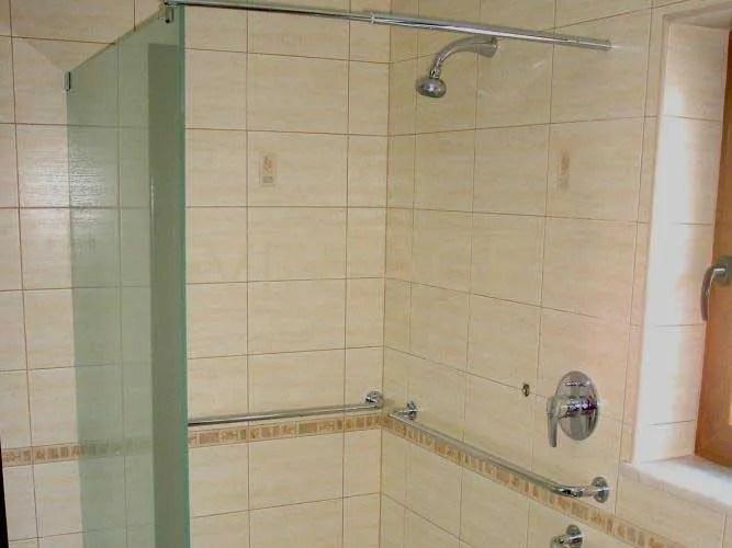 Remodelação de casa de banho: Zona de duche