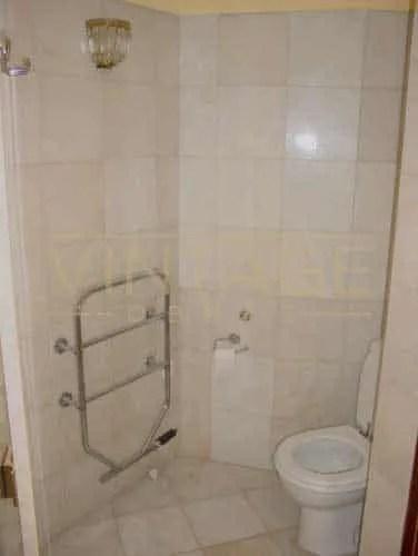 Remodelação de casa de banho: Toalheiro aquecido