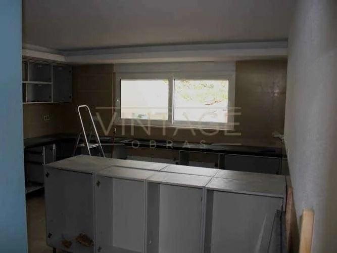 Remodelação de cozinha em Gaia