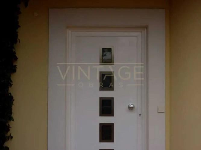 Remodelação geral: Porta de entrada