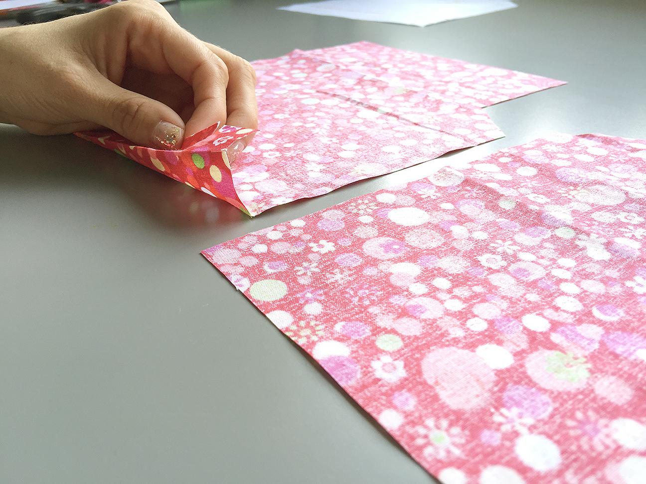 How to Sew a Kickpleat, Press hem lines | @vintageontap
