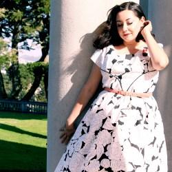 Colette Rue dress | @vintageontap