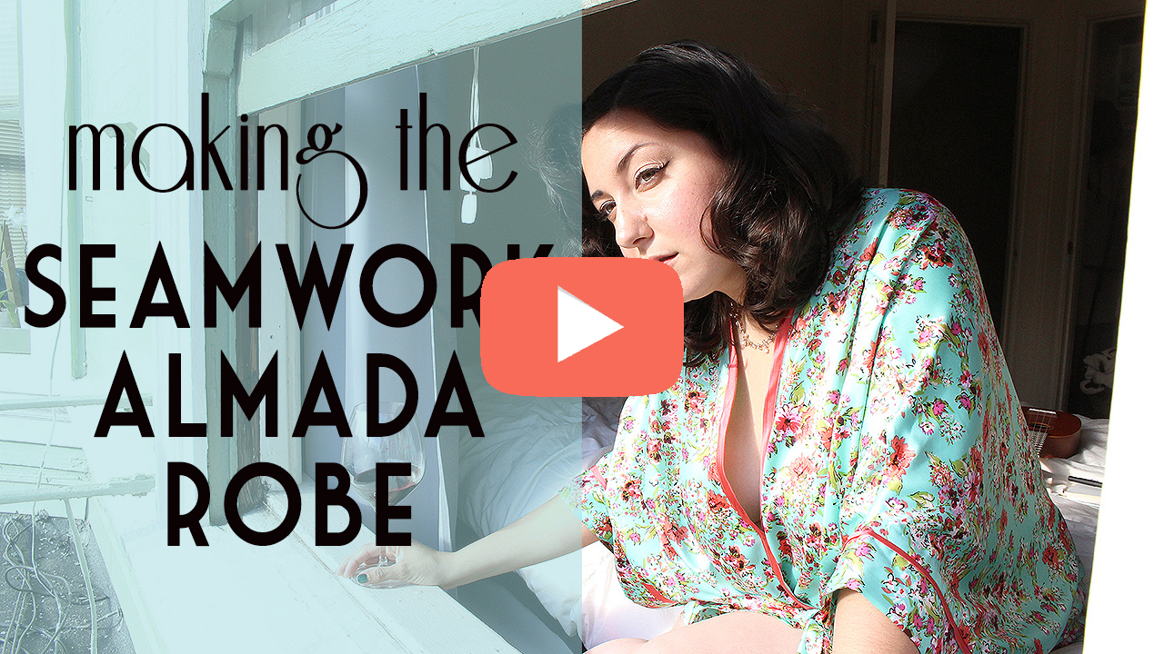 Seamwork Almada Video | Vintage on Tap on YouTube