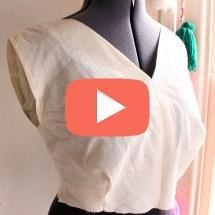 Vogue 8789, vintage sewing and full bust adjustment | Vintage on Tap