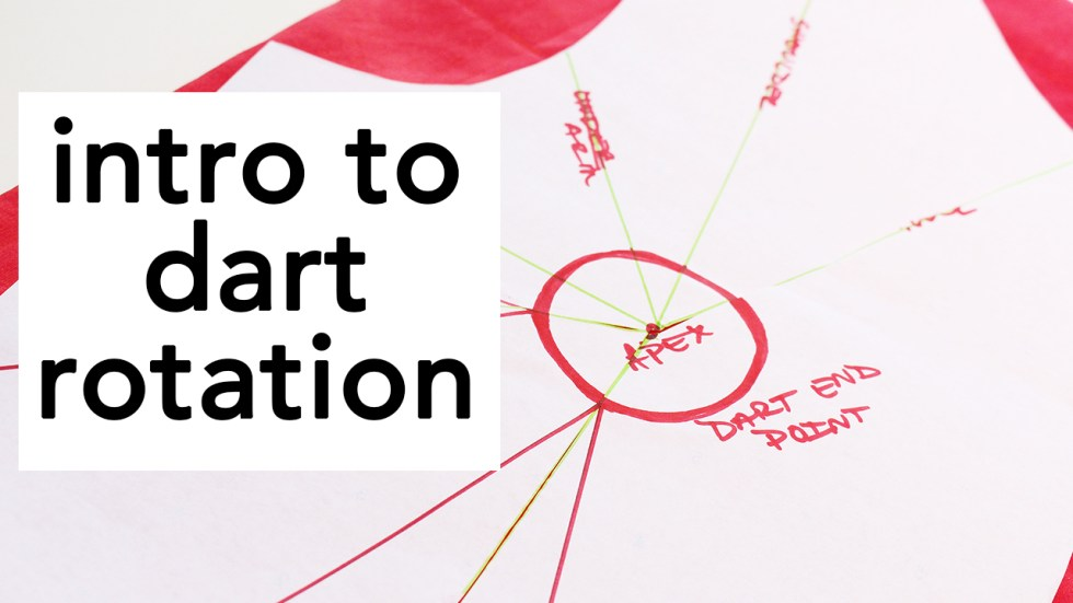 Intro to Dart Rotation | Vintage on Tap