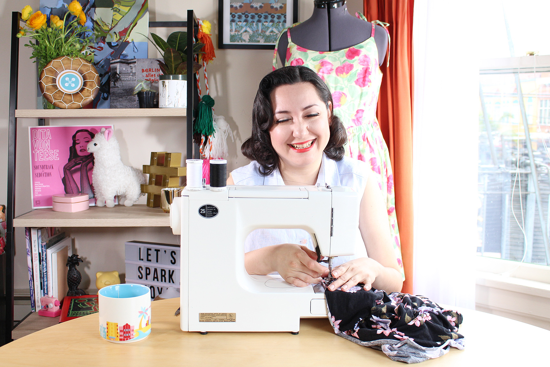 How to sew vintage, tutorials and tips for handmade clothing | Vintage on Tap