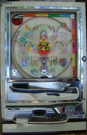 What panies made pachinko machines? | Pachinkoman
