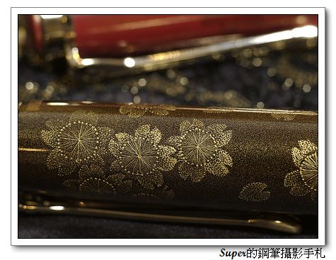 百利金—紅葉與櫻舞