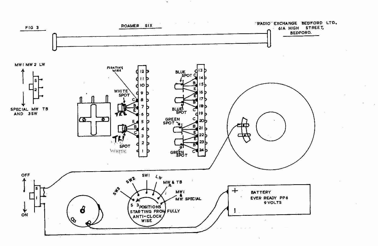 Vintage Radio And Electronics Radio Exchange Bedford