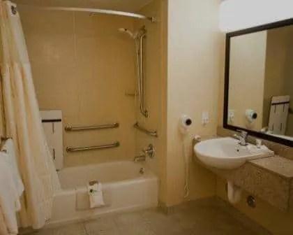 Remodelações de casas de banho para pessoas com mobilidade reduzida.
