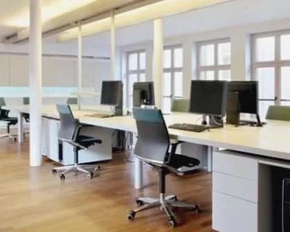 remodelaes de escritrios com pavimento flutuante