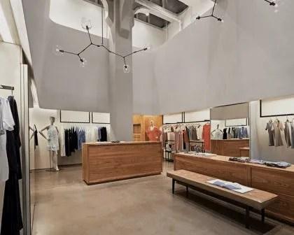 Remodelações de lojas em espaço comercial