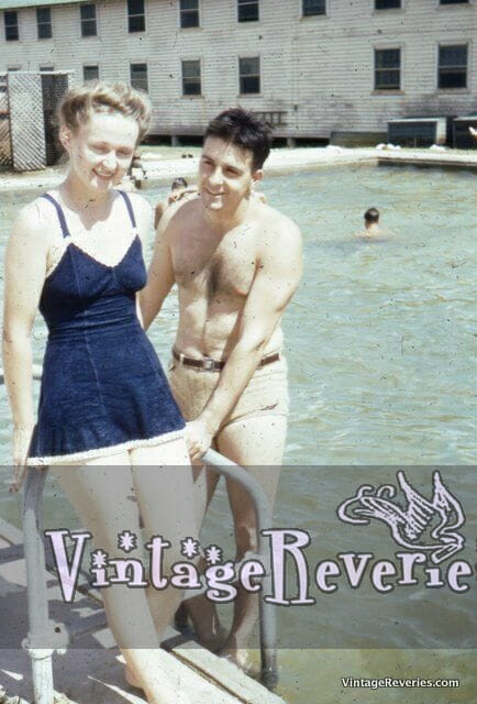 1940s swimsuit pictures