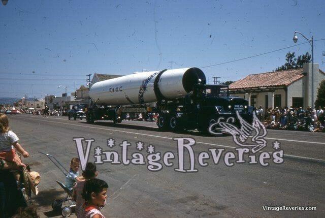1959 KodaChrome Truck at Parade