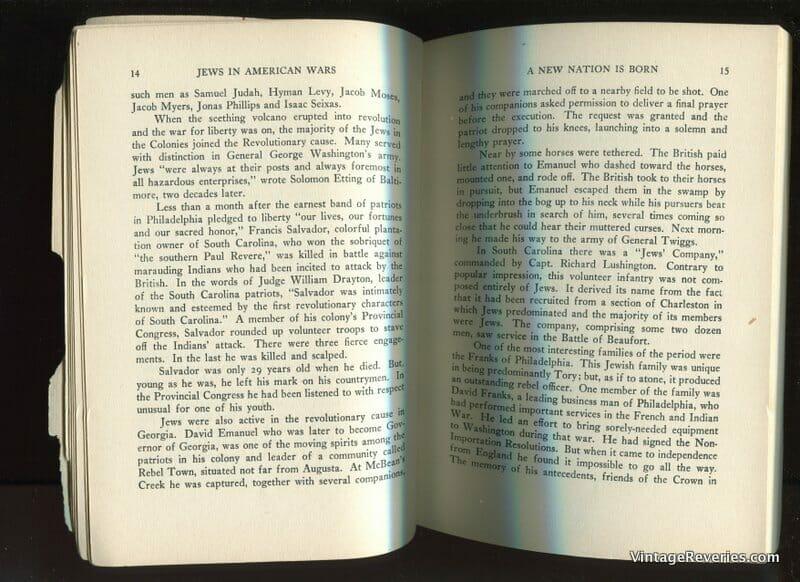 Jewish History Book
