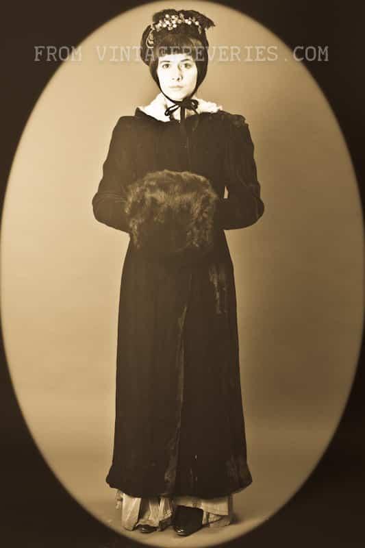 1890s style photo