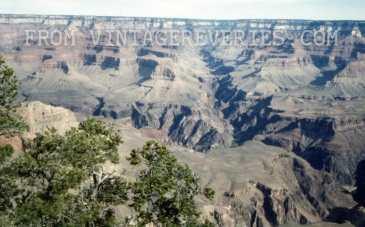 Vintage Grand Canyon Photograph