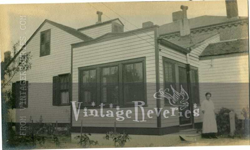turn of the century house