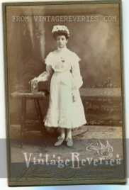 early 1900s first communion photograph