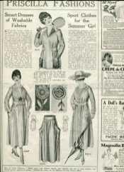 1917 fashions