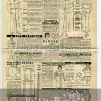 How to Measure for Clothing - from the Summer 1935 Chicago Mail Order Catalog