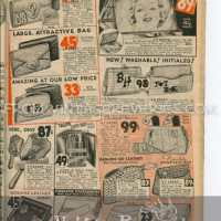 1935 ads for medicines, cosmetics, douches, sanitary napkins... etc.