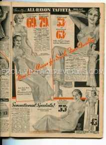 1935 slip fashion illustration
