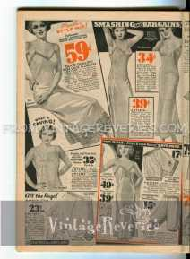 1930s underwear fashion illustration