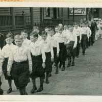 1930s First Communion Class Pics
