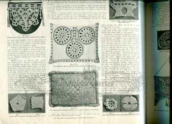 venetian lace patterns