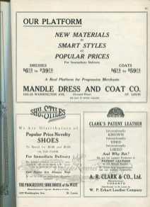 vintage fashion ads