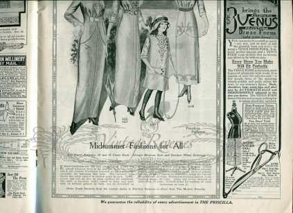 edwardian girls fashions