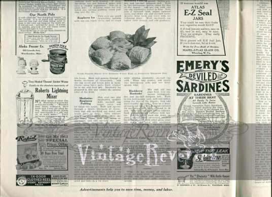 canned sardine advertisement