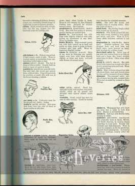 hat fashion history
