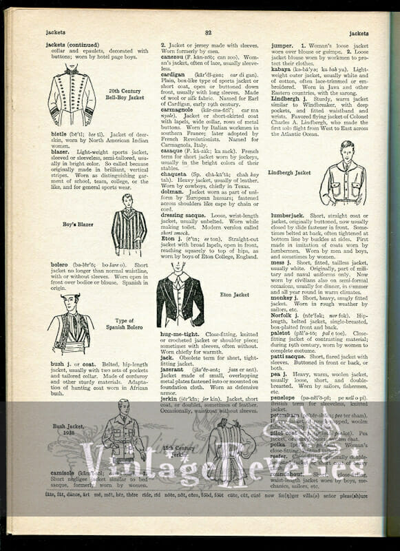 types of cloaks