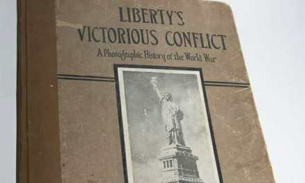 "World War I Book: ""Liberty's Victorious Conflict"", a Photographic History of the World War"