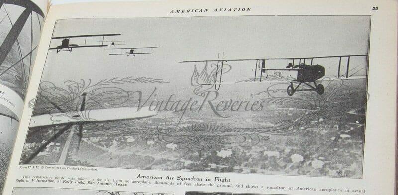 world war i biplane pic