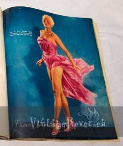 Lili St. Cyr 1950s burlesque performer