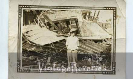 Pictures from the 1927 St. Louis Tornado