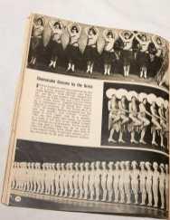 chorus girl history