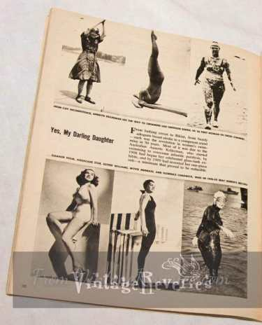 swimsuit history early 1900s