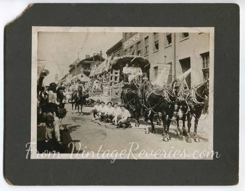 teamsters photo 1910