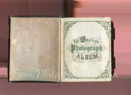 the american photograph album