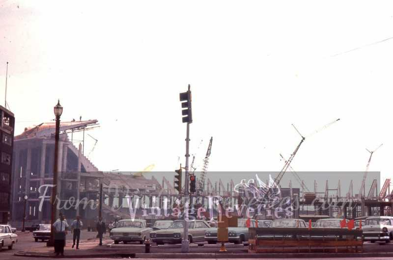 construction photos 1960s