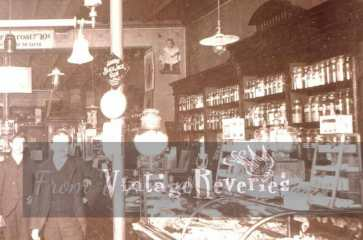turn of the century apothecary