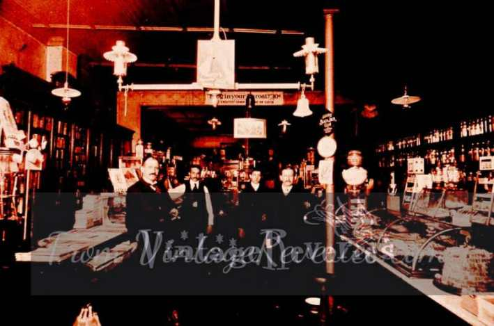 early 1900s drugstore
