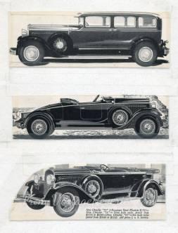 chrysler 1920s car ad
