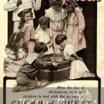 Turn of the century advertisements in color