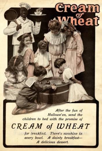 cream of wheat Halloween ad